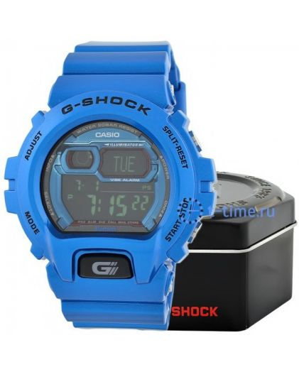 Часы CASIO G-SHOCK GB-X6900B-2E bluetooth