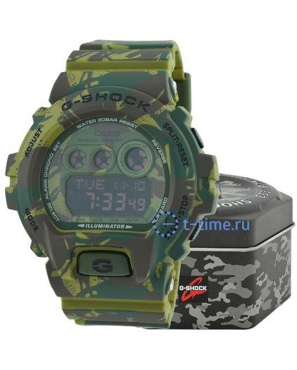 Часы CASIO G-SHOCK GD-X6900MC-3E