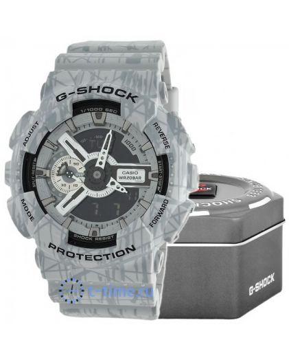 Часы CASIO G-SHOCK GA-110SL-8A