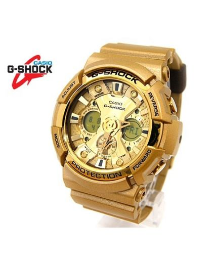 Часы CASIO G-SHOCK GA-200GD-9A