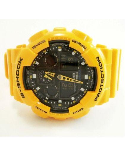 Часы CASIO G-SHOCK GA-100A-9A