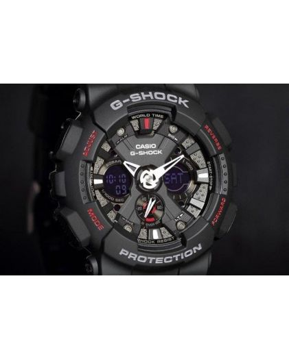 Часы CASIO G-SHOCK GA-120-1A
