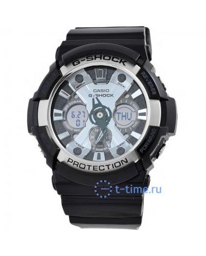 Часы CASIO G-SHOCK GA-200BW-1AER