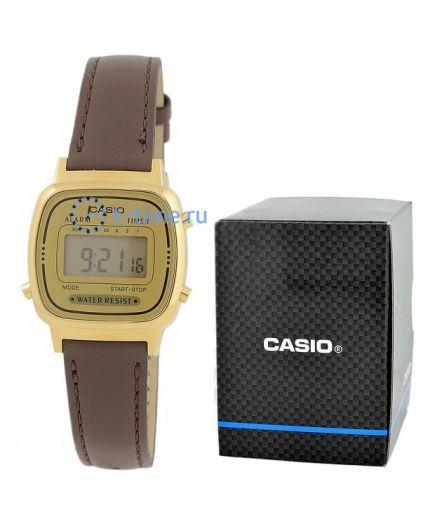 CASIO LA670WEGL-9E