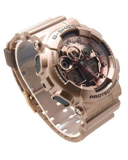 Часы CASIO G-SHOCK GA-100GD-9A