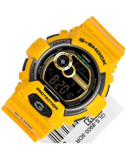 Часы CASIO G-SHOCK GLS-8900-9E