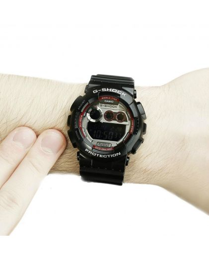Часы CASIO G-SHOCK GD-120TS-1E