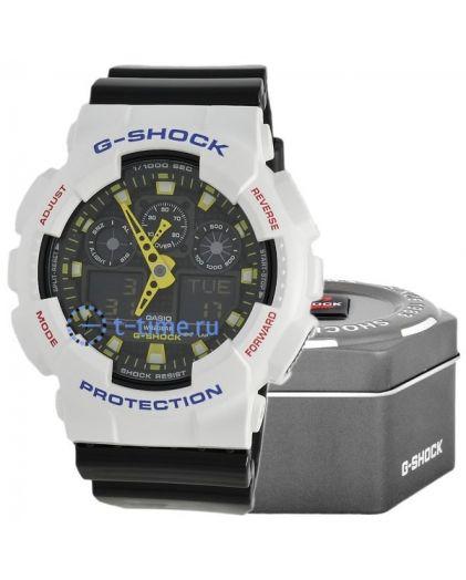 CASIO G-SHOCK GA-100CS-7A