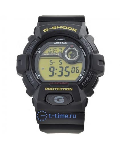 Часы CASIO G-SHOCK G-8900- 1ER