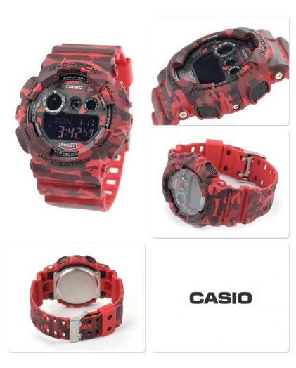 Часы CASIO G-SHOCK GD-120CM-4E
