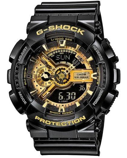 Часы CASIO G-SHOCK GA-110GB-1A