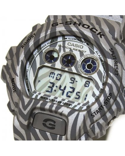 Часы CASIO G-SHOCK DW-6900ZB-8E
