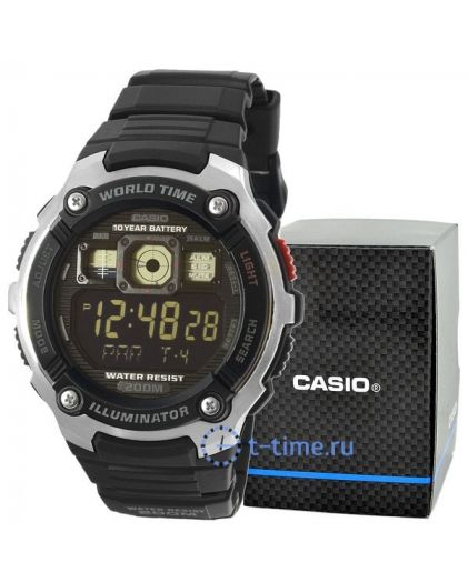 CASIO AE-2000W-1B