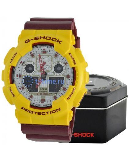 CASIO G-SHOCK GA-100CS-9A