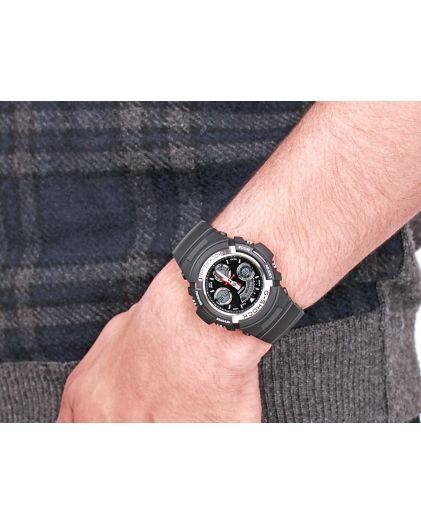 Часы CASIO G-SHOCK AW-590-1А
