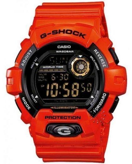 Часы CASIO G-SHOCK G-8900A- 4ER