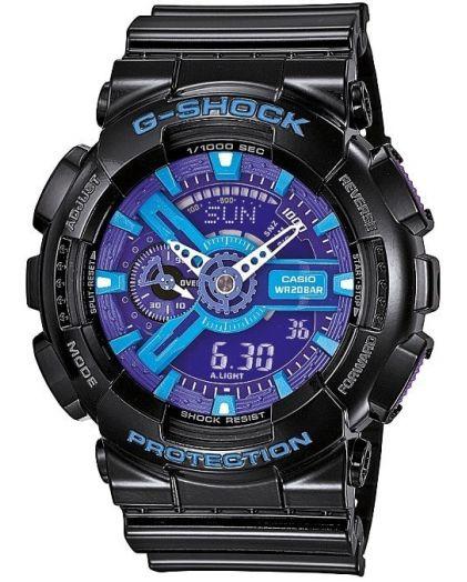 Часы CASIO G-SHOCK GA-110HC-1A