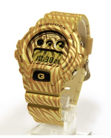 Часы CASIO G-SHOCK DW-6900ZB-9E