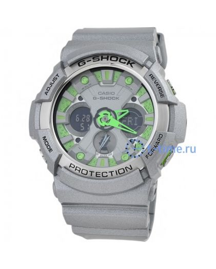 Часы CASIO G-SHOCK GA-200SH-8AER