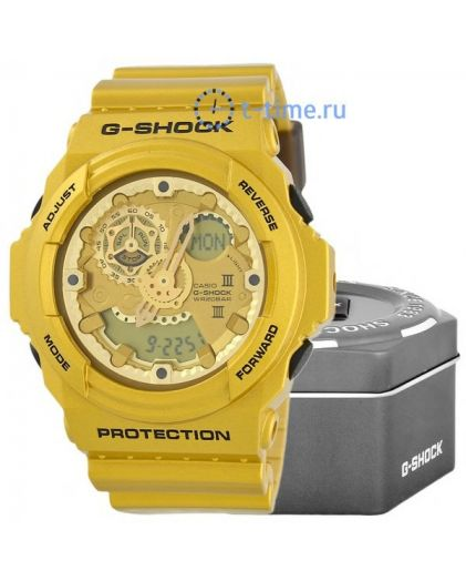 Часы CASIO G-SHOCK GA-300GD-9A