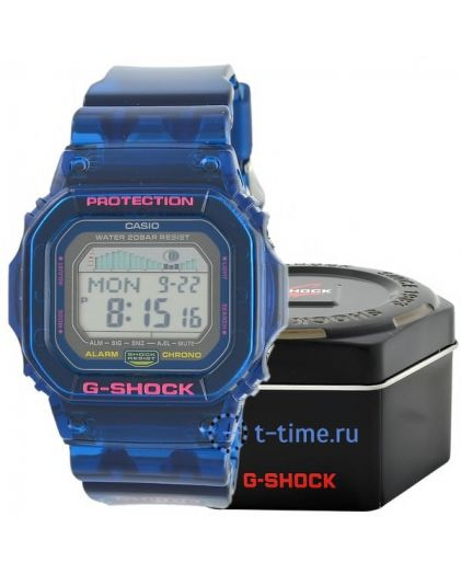 Часы CASIO G-SHOCK GLX-5600C-2E