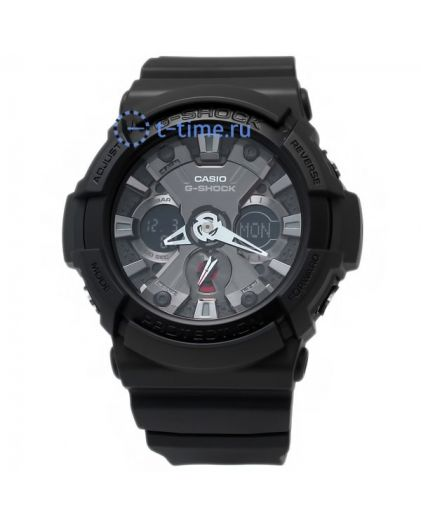 Часы CASIO G-SHOCK GA-201-1A