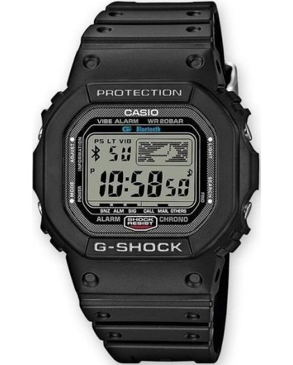 Часы CASIO G-SHOCK GB-5600B-1E