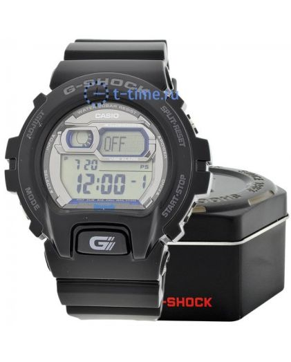 Часы CASIO G-SHOCK GB-X6900B-1E bluetooth