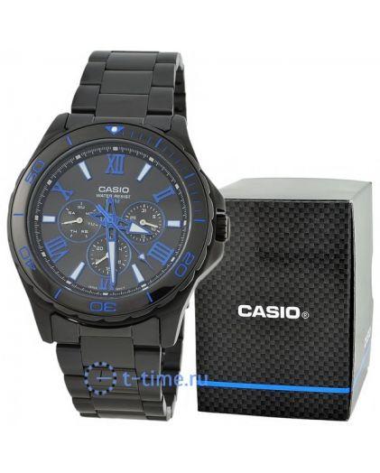 CASIO MTD-1075BK-1A2