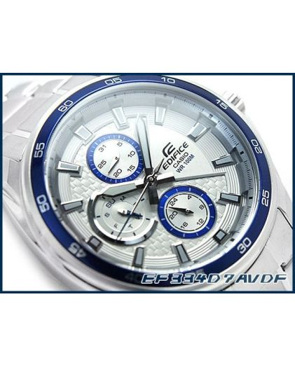 Часы CASIO Edifice EF-334D-7A