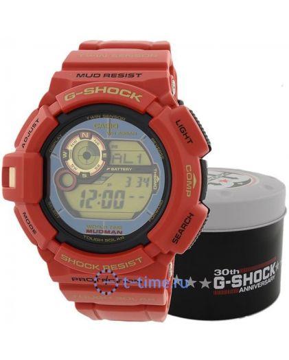 Часы CASIO G-SHOCK G-9330A-4E