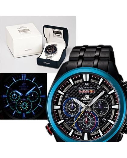 Часы CASIO Edifice EFR-537RBK-1A