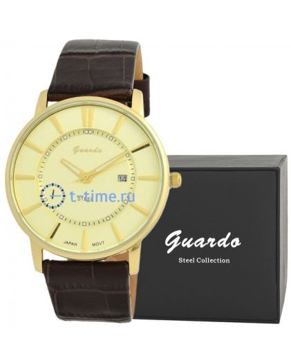 GUARDO S09306 IPG Gold