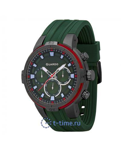 GUARDO Premium 11149-6 корп-чер циф-зел