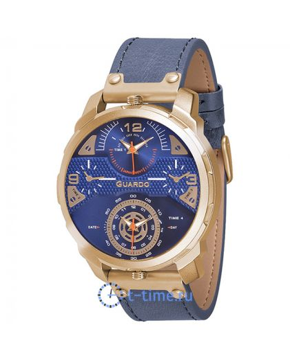 GUARDO Premium 11502-5 корп-жел циф-син