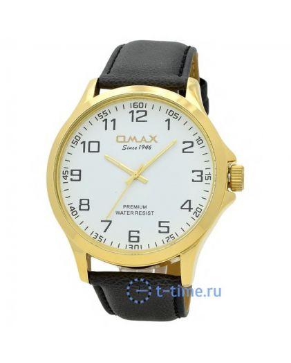 OMAX HC10-gold бел циф