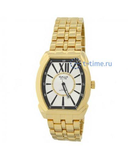 OMAX HBK891-gold перл-циф,чер об