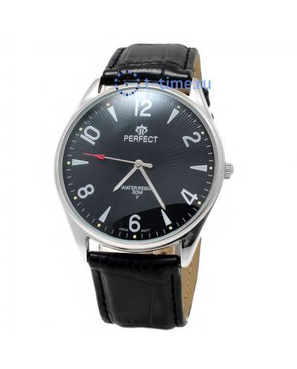 Часы PERFECT 141 C корп-хр,циф-чер