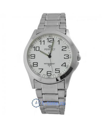 Часы PERFECT 012 P корп-хр,циф-бел