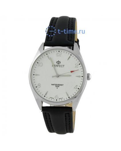 Часы PERFECT 530 C корп-хр,циф-перл