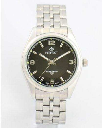 Часы PERFECT 723 P корп-хр,циф-перл