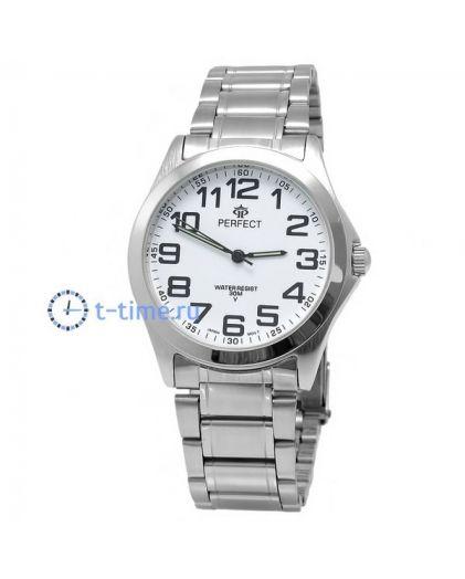 Часы PERFECT 711 P корп-хр,циф-бел