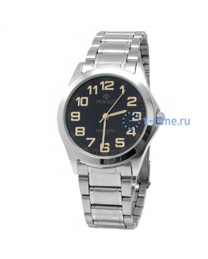Часы PERFECT 711 P корп-хр,циф-чер