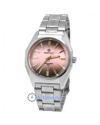 Часы PERFECT 186 P корп-хр,циф-роз