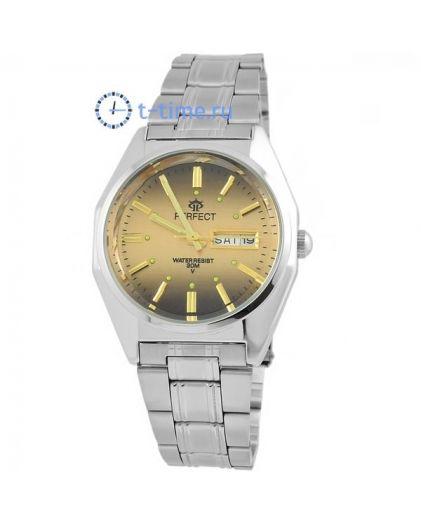 Часы PERFECT 186 B корп-хр,циф-зол