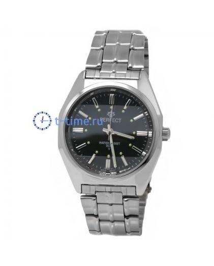 Часы PERFECT 186 P корп-хр,циф-чер