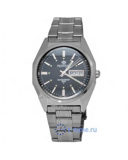 Часы PERFECT 186 B корп-хр,циф-чер