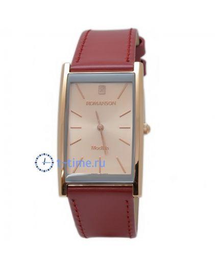 Часы мужские ROMANSON DL 2158C MR(RG)