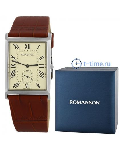 Часы ROMANSON TL 4118J MC(GD)