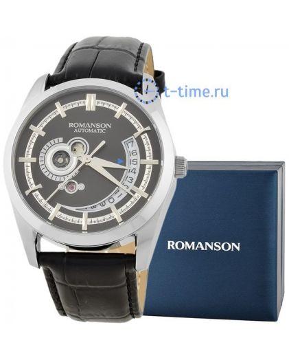 Часы ROMANSON TL 3224R MW(BK) BK